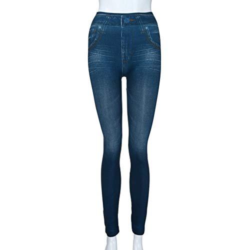 Push Básicos Mujer Pantalones Up Pantalones Jeans Mujer Azul Elástico Vaquero Skinny Slim STRIR Vaqueros qw8Z8U