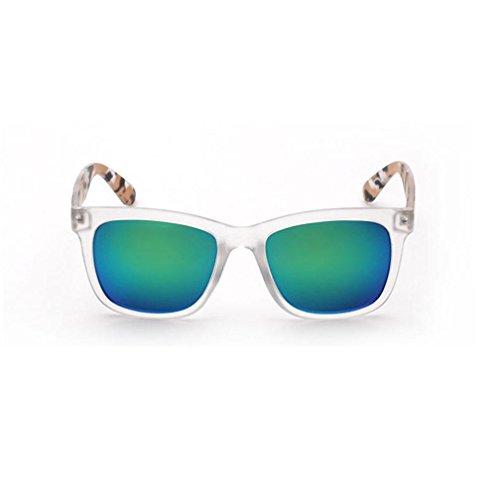 unisex gafas polarizadas A estilo sol Alger C de UV Moda de anti vintage con Gafas vwq0zqR