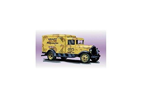 Buyenlarge Sanchez Cheese Truck Print (Canvas 24x36) ()
