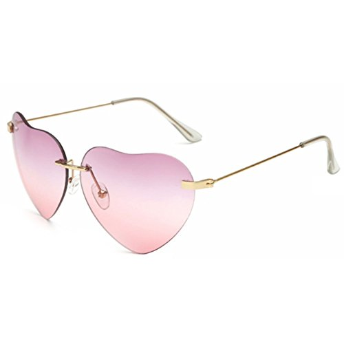 Sinkfish SG80031 Gift Sunglasses for Women,Anti-UV & Retro Oval Reflector - UV400 - Ban Ray Customize
