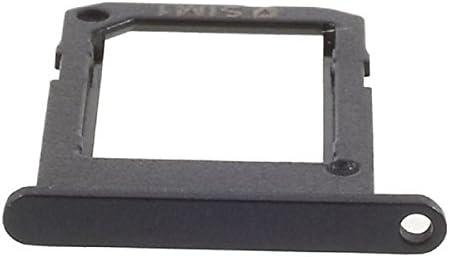 Goliton Dual SIM Card Tray Holder Replacement for Samsung Galaxy J5 Prime J7 Prime (Black)