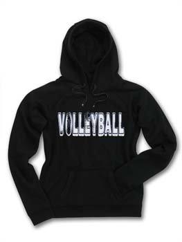 Sports Katz Big Girls Hoodie Volleyball