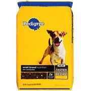 Pedgree Small Breed 15.9 lb.(Pack of 3) by PEDGREE