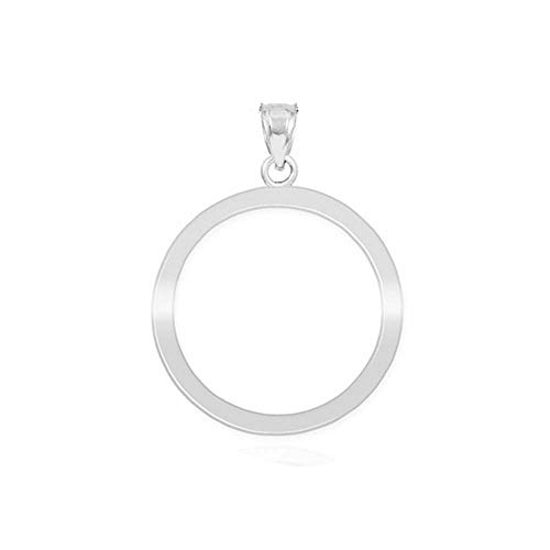 925 Sterling Silver Circle of Life Charm Karma ()