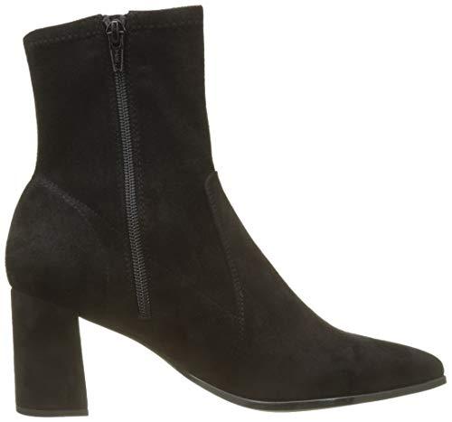 Ankle Unisa Black Boots Black Women's STL Black Kart rrYpSqt