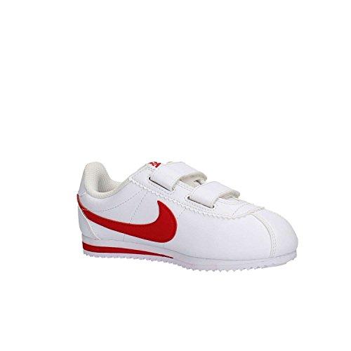 university Nike Chaussures Football Blanc De White Red Bébé Mixte Cassé vxFR15