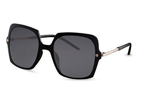 Cheapass de Gafas Gafas Grandes 005 Damas Estampado Ojos Mujeres Sol de Gato Leopardo Ca Metálicas XXL 5r5xqwfz