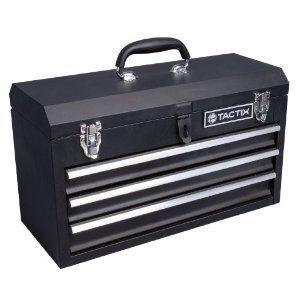 Tactix 321102 3引き出しスチールポータブルツールボックス、52 cm by Tactix B01IU78B3C