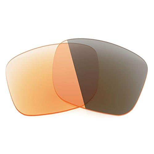 Verres de rechange pour Spy Optic Discord — Plusieurs options Elite Adapt Orange