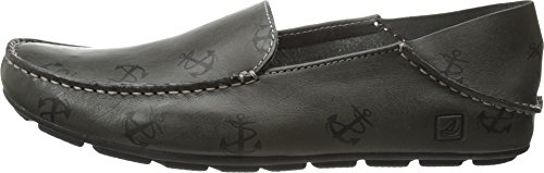 Sperry Top-Sider Men's Wave Driver Tattoo Grey Loafer 10 M (D)
