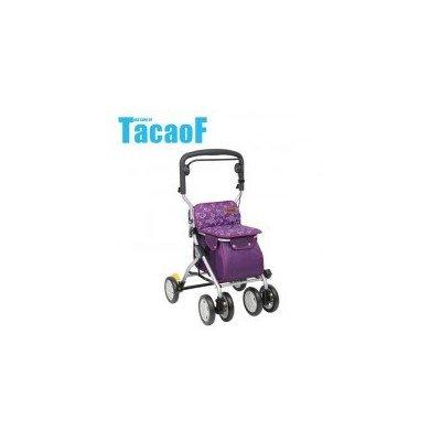 幸和製作所 テイコブ(TacaoF) シルバーカー テイコブ パープル RUS04 B00GGII61K