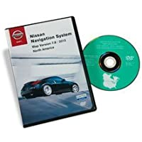 Nissan Navigation System Map Update DVD 2015 V. 7.10 (X7)