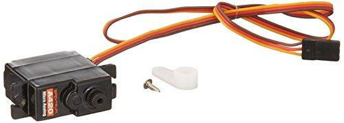 E-flite 17 Gram Analog Servo (400mm Lead), SPMSA420