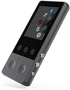 Iycorish A5 Plus Mp3 Player Mp4 Walkman Student Can Insert Card Ultra-Thin MP3