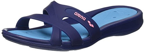 on Athena Women Arena Box Flip Flops Athena coloured women's Slip Multi t055qwaO