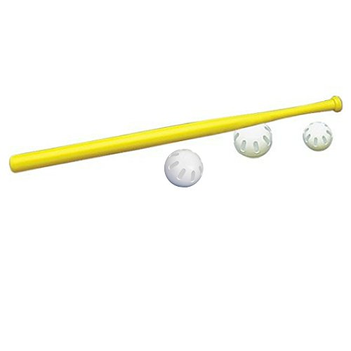 Wiffle 32'' Ball Bat with 3 Balls by Wiffle