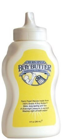 Boy Butter Lubrifiant - 9 oz squeeze (paquet de 3)