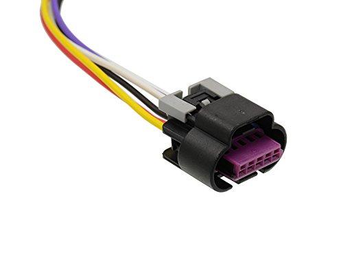 (Michigan Motorsports Wire GM Mass Air Flow Sensor Connector Pigtail MAF LS1 LS2 LS6)