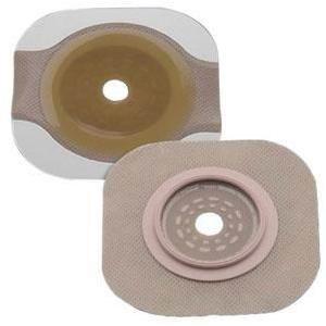- 503704 - CenterPointLock 2-Piece Cut-to-Fit Flat Hollihesive Skin Barrier 2