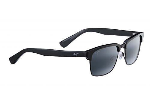maui-jim-kawika-gloss-black-w-pewter-frame-polarized-neutral-grey-lenses