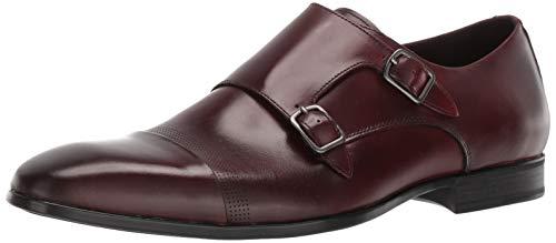 (Kenneth Cole New York Men's Regal Monk B Shoe, Bordeaux, 10.5 M US)