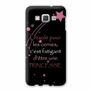 outlet boutique buy new list Coque Samsung Galaxy J3 (2016) Humour - - princesse N