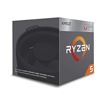 Amazon com: AMD Ryzen 3 2200G Processor with Radeon Vega 8