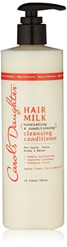 Carols Daughter Hair Milk Nourishing & Conditioning Cleansing Conditioner, 12 Ounce