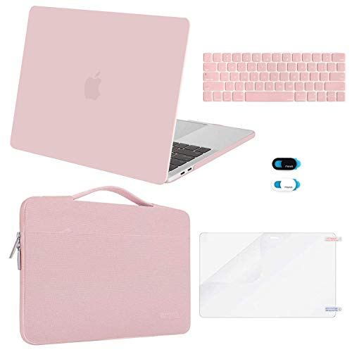 MOSISO Compatible with MacBook Pro 13 inch Case 2019 2018