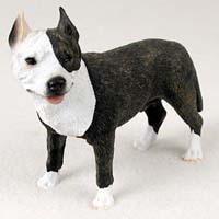 Pit Bull Terrier Figurine