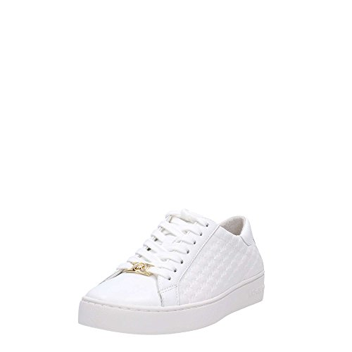 MICHAEL by Michael Kors Colby Sneaker Negro Mujer Optic_White