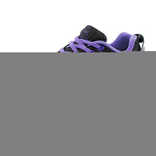 onemix Männer Frauen Bunte Reflexionen Sneaker Luftkissen Laufschuhe Violett