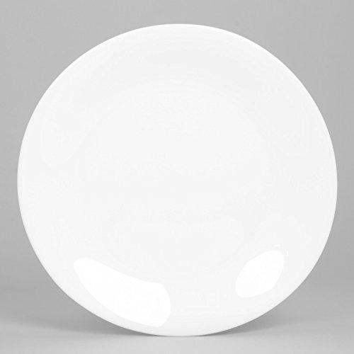 Bormioli Rocco White Moon Dessert Plate, 7 ()