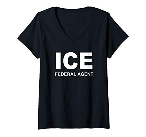 Womens ICE Federal Agent US Border Patrol