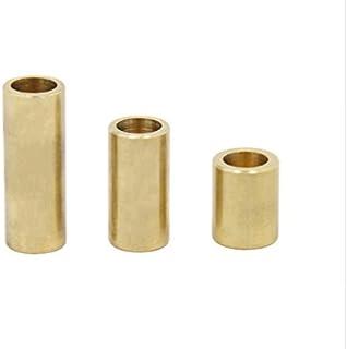 5 teile / los selbstschmierende Kupfer H¨¹lse Gleitlager 3D Drucker Teile Metallurgie Buchse Messing Teile Zubeh?r 8 * 12 * 15mm