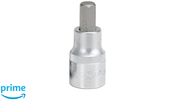 "KS TOOLS 1//2/"" CLASSIC Hexagonal-Douille 18 mm"