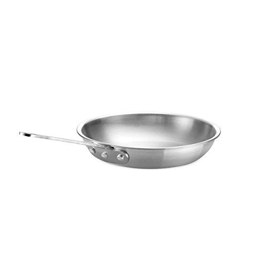 "Fry Pan 10"" (2 PC Set),Induction pan, Frying skillet, Wok Stir Fry pan, Aluminum egg pan,pan set, Riveted-on Handle, with Fish Spatula, Dishwasher Safe,Commercial Grade"