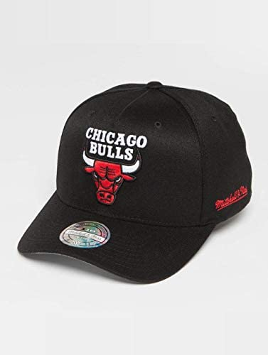 Mitchell & Ness Chicago Bulls INTL132 110 Curved Eazy NBA Flexfit ...
