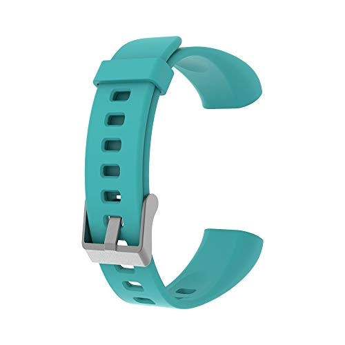 moreFit Replacement Bands Straps for Fitness Tracker Solo (Green)