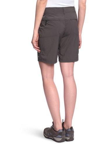 Columbia Short Silver Ridge - Pantalones cortos para mujer Gris (Grill)