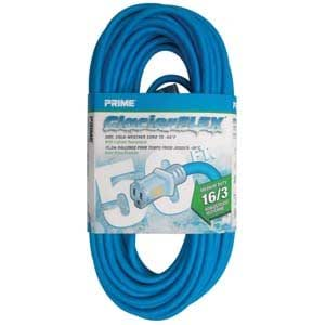 50ft 16 3 cold weather extension cord w for Is home improvement on amazon prime
