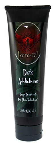 Dark Addictions Tanning Lotion , 8 Ounces