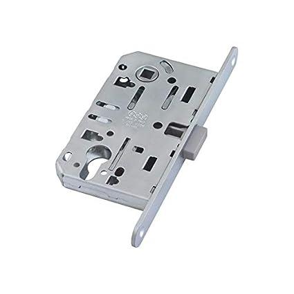 Cierre magnético para puerta Interior AGB Polaris 2 x T. paso, privacidad y entrada