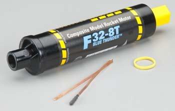 Aerotech - Single-Use Motor F32-8T 24x95mm (Model Rockets) (Ammonium Rocket Perchlorate)