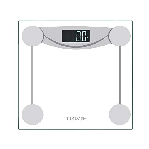 Precision Digital Smart Body Weight Bathroom Scale With Meas