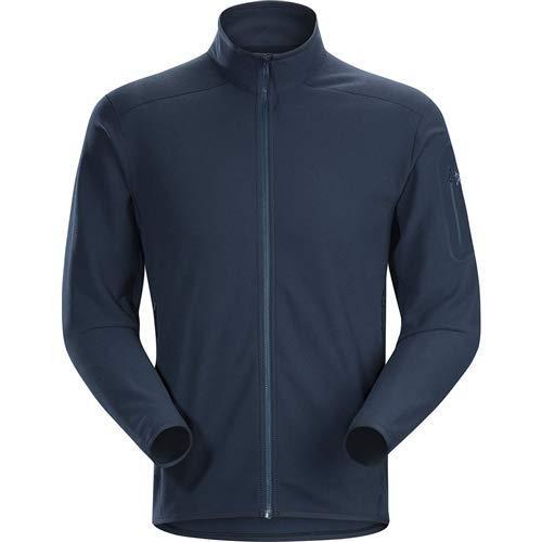 Jacket Arcteryx Fleece - Arc'teryx Men's Delta LT Jacket Tui Large