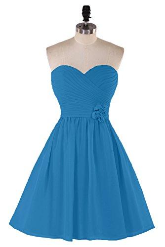 TOSKANA BRAUT - Vestido - Noche - para mujer Azul