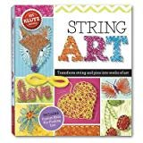 String Art( Turn String and Pins Into Works of Art)[STRING ART][Hardcover]
