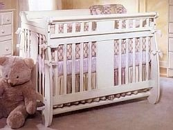 Amazon Com Baby S Dream Furniture Generation Next Crib Baby