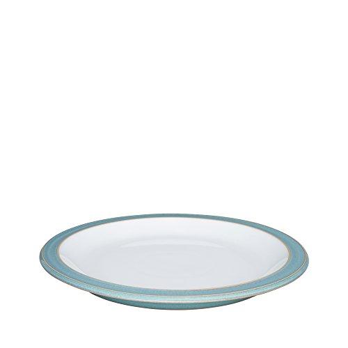 Denby Azure Salad Plate by Denby